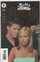 Buffy The Vampire Slayer/Angel #1 - Dynamic Forces Gold Foil Cover Variant